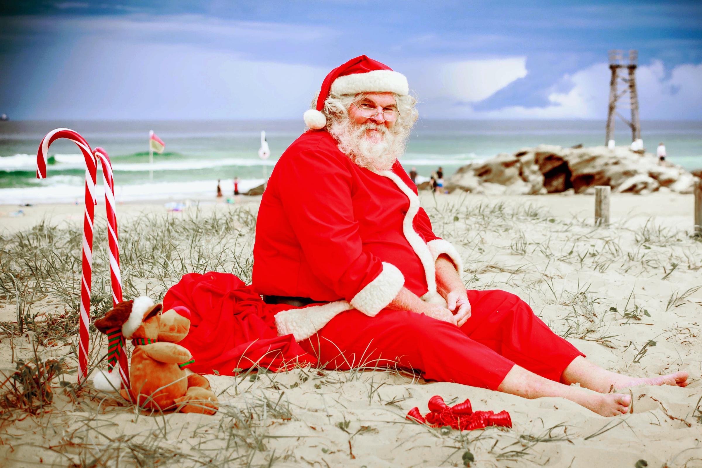 Fêter Noël en Australie