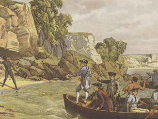 James Cook Australie