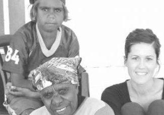 Laure Niveau Galeriste Art aborigene