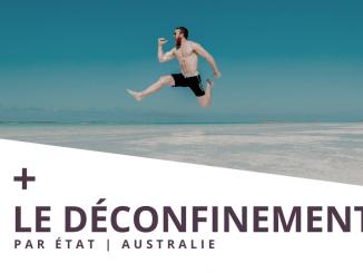 Déconfinement Australie