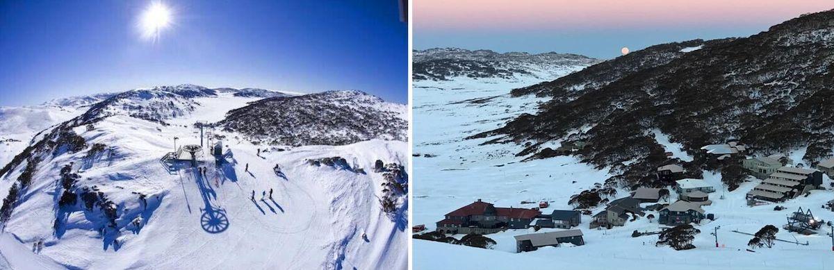 station de ski Charlotte Pass