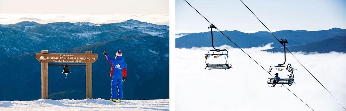 station de ski de Thredbo