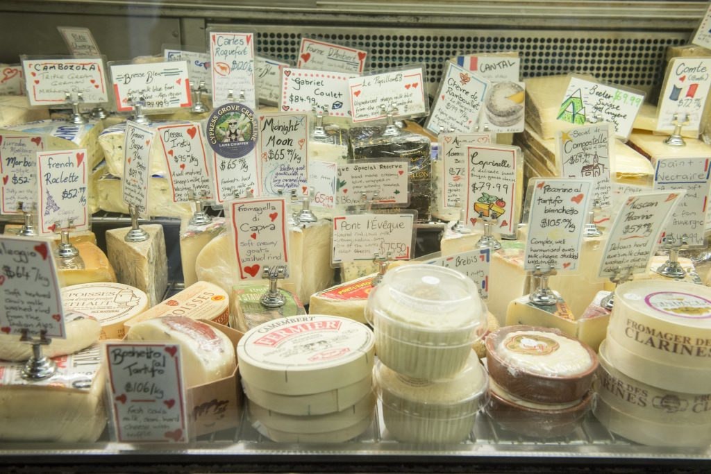 Fromage Victoria Market