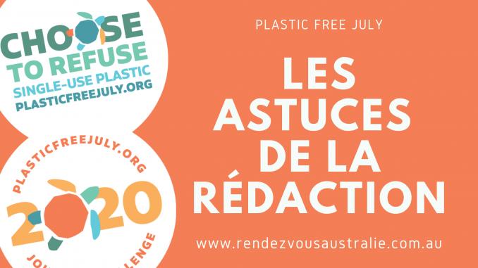 Plastic Free July | www.rendezvousaustralie.com.au